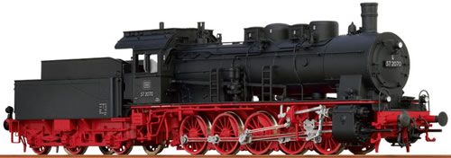 Brawa 40826 - French Steam Locomotive BR 50 of the SNCF (Sound+Steam)