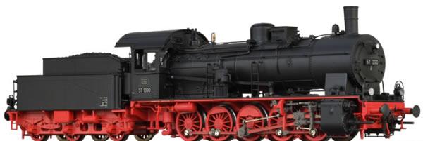Brawa 40845 - German Steam Locomotive 57.10 of the DB BASIC+