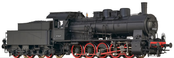 Brawa 40855 - Norwegian Steam Locomotive BR 61 of the NSB EXTRA (AC Sound+Steam)