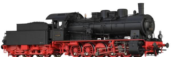 Brawa 40868 - German Steam Locomotive 57.10 of the DRG (DC Analog Basic Plus)