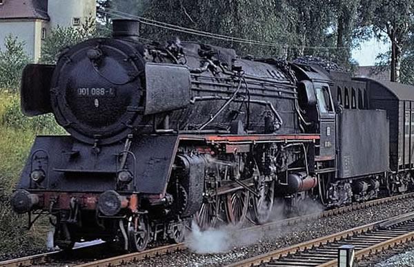 Brawa 40911 - German Steam Locomotive BR 001 of the DB (AC Digital Extra w/Sound)