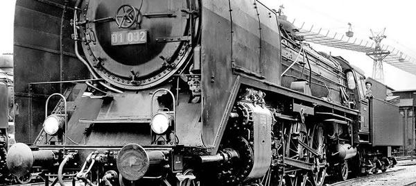 Brawa 40917 - German Steam Locomotive BR 01 of the DRG (AC Digital Basic Plus)