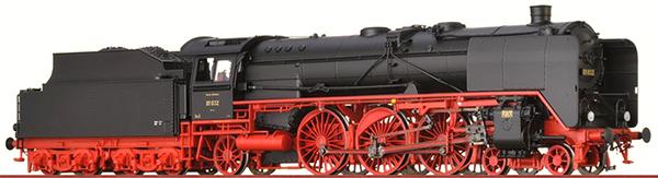 Brawa 40918 - German Steam Locomotive BR 01 of the DRG (DC Digital Extra w/Sound)