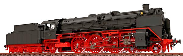 Brawa 40922 - German Steam Locomotive BR 02 of the DRG (DCC Sound Decoder)