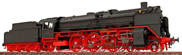 Brawa 40923 - German Steam Locomotive BR 02 of the DRG (Sound Decoder)
