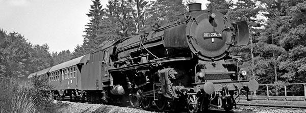 Brawa 40936 - German Steam Locomotive BR 01 of the DB