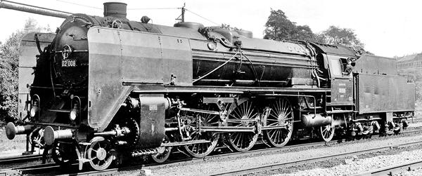 Brawa 40940 - German Steam Locomotive BR 02 of the DRG