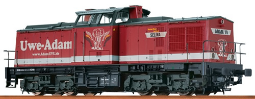 Brawa 41261 - HO Diesel Loco V 100, VI, AC,