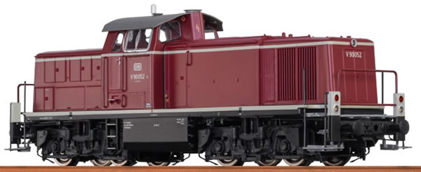 Brawa 41504 - German Diesel Locomotive V90 of the DB – AC Digital EXTRA (Sound Decoder)