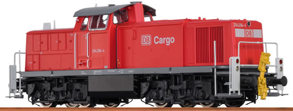 Brawa 41510 - German Diesel Locomotive BR294 of the DB – Analog BASIC