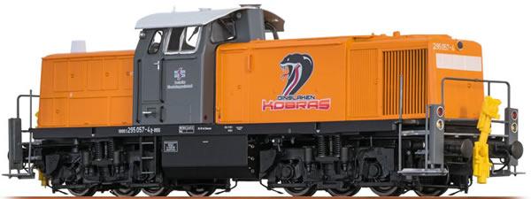 Brawa 41540 - German Diesel Locomotive BR 295 Dinslaken Kobras - BASIC +