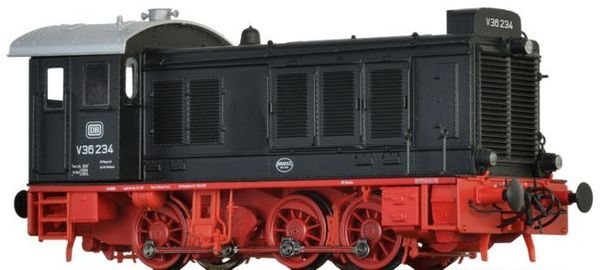 Brawa 41605 - German Diesel Locomotive V 36 of the DB ( AC Digital Basic Plus)