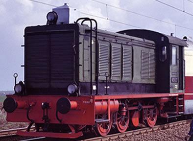 Brawa 41614 - German Diesel Locomotive BR 103 of the DR (DC Digital Extra w/Sound)