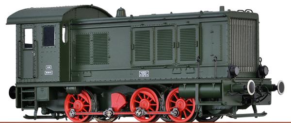 Brawa 41660 - German Diesel Locomotive WR 360 of the DRG (DCC Sound Decoder)