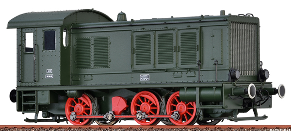 Brawa 41661 - German Diesel Locomotive WR 360 of the DRG (Sound Decoder)