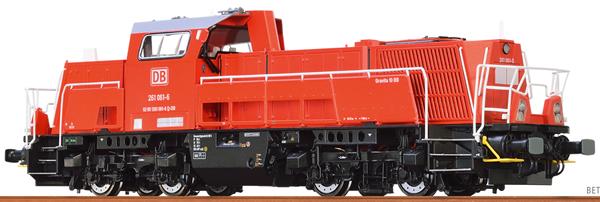 Brawa 41800 - German Diesel Locomotive Gravita of the DB AG (DC Analog Basic Plus)