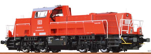 Brawa 41802 - German Diesel Locomotive Gravita of the DB AG (DC Digital Extra w/Sound)