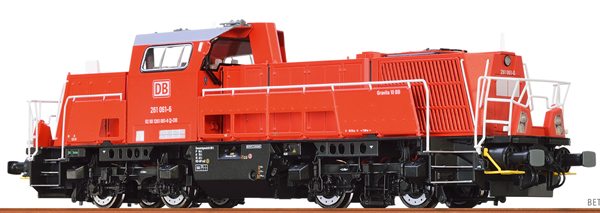 Brawa 41803 - German Diesel Locomotive Gravita of the DB AG (AC Digital Extra w/Sound)