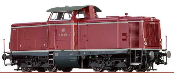 Brawa 42300 - German Diesel Locomotive V100.10 of the DB