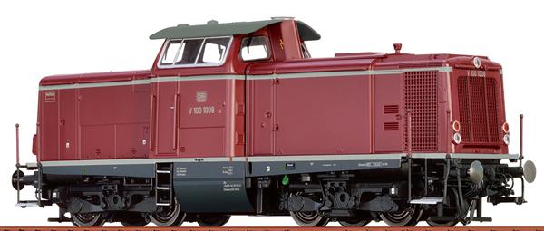 Brawa 42303 - German Diesel Locomotive V100.10 of the DB (Sound Decoder)