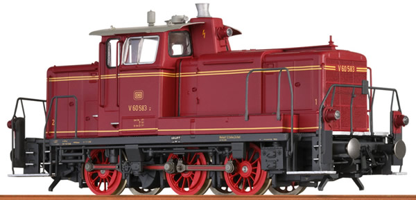 Brawa 42400 - German Diesel Locomotive V60 of the DB