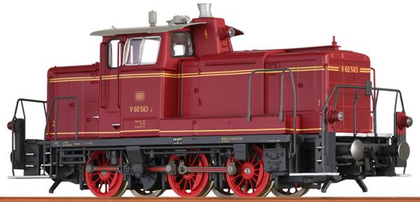 Brawa 42400 - German Diesel Locomotive V60 of the DB