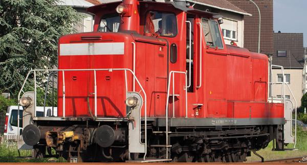 Brawa 42408 - German Diesel Locomotive 362 of the DB AG (DC Analog Basic Plus)
