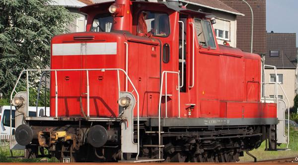 Brawa 42410 - German Diesel Locomotive 362 of the DB AG (DC Digital Extra w/Sound)
