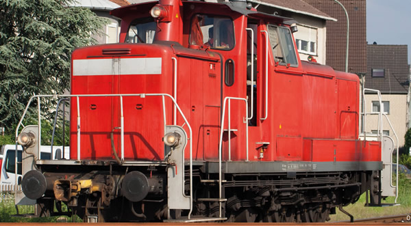 Brawa 42411 - German Diesel Locomotive 362 of the DB AG (AC Digital Extra w/Sound)