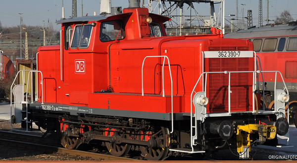 Brawa 42415 - German Diesel Locomotive 362 of the DB AG (AC Digital Extra w/Sound)