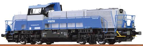 Brawa 42702 - H0 Diesel Loco Gravita 15BB,
