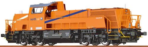 Brawa 42713 - German Diesel Locomotive 15L BB NorthRail