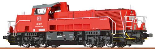 Brawa 42722 - German Diesel Locomotive 15D of the DB – Analog BASIC+