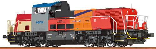 Brawa 42728 - German Diesel Locomotive 15D Innotrans – Analog BASIC+