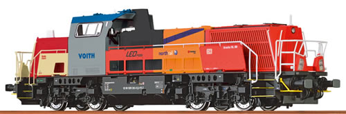 Brawa 42729 - German Diesel Locomotive 15D Innotrans – AC Digital BASIC+