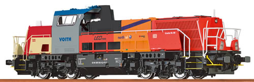 Brawa 42730 - German Diesel Locomotive 15D Innotrans – Digital EXTRA (DCC Sound Decoder)