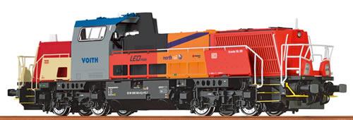 Brawa 42731 - German Diesel Locomotive 15D Innotrans – AC Digital EXTRA (Sound Decoder)