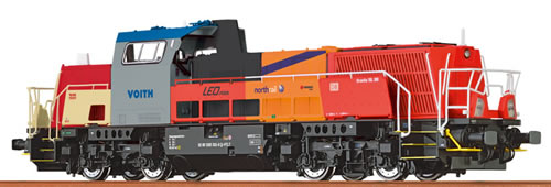 Brawa 42731 - German Diesel Locomotive 15D Innotrans – AC Digital EXTRA (Sound Decoder)