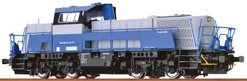 Brawa 42756 - HO Diesel Loco Gravita 10BB V