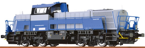 Brawa 42757 - HO Diesel Loco Gravita 10BB V (Sound Decoder)