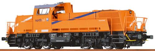 Brawa 42762 - HO Diesel Loco Gravita 10BB N