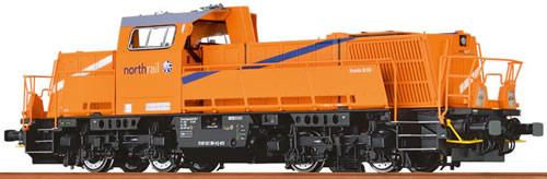 Brawa 42763 - HO Diesel Loco Gravita 10BB N