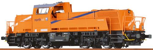 Brawa 42764 - HO Diesel Loco Gravita 10BB N