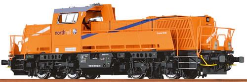 Brawa 42765 - HO Diesel Loco Gravita 10BB N (Sound Decoder)