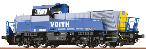 Brawa 42788 - German Diesel Locomotive 10BB Voith – Analog BASIC+