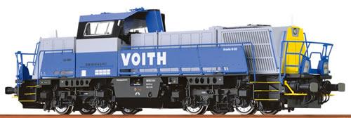 Brawa 42789 - German Diesel Locomotive 10BB Voith – Digital BASIC+