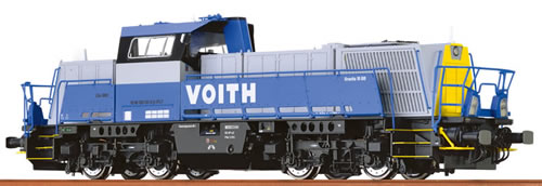 Brawa 42790 - German Diesel Locomotive 10BB Voith – Digital EXTRA (DCC Sound Decoder)