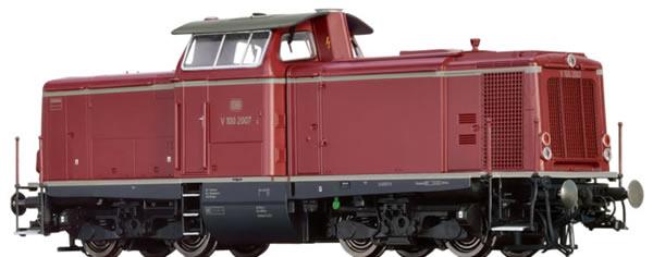 Brawa 42868 - German Diesel Locomotive V100.20 of the DB BASIC+