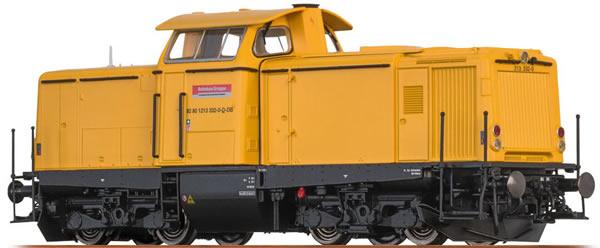 Brawa 42877 - German Diesel Locomotive BR 213 of the DB AG - BASIC +