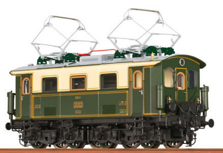 Brawa 43067 - H0 Electric Loco EG1, KBaySts